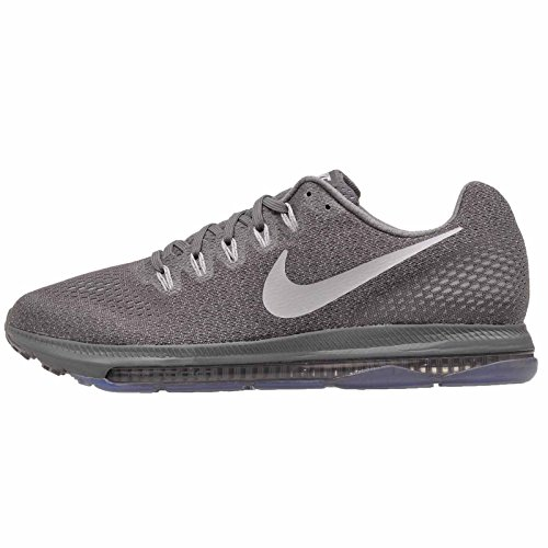 NIKE Men s Zoom All Out Low Running Shoes 11, Dark Grey Wolf Grey Pure Platinum
