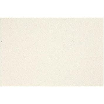 Amazon com: Giant A2 Super Thick Off White Polyester Felt