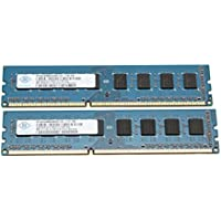 NANYA NT4GC64B8HB0NF-CG PC3-10600U Desktop Memory 2x4GB (8GB Total)