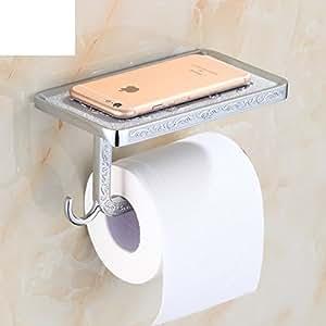 Antique Toilet Paper Box Tissues Holder