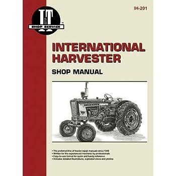 amazon com i t shop manual collection international 130 130 b414 rh amazon com