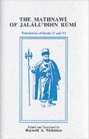 Mathnawi Of Jalaluddin Rumi Pdf