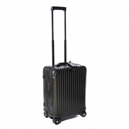 (リモワ)/RIMOWA キャリーバッグ メンズ TOPAS STEALTH スーツケース ブラック 92356014-0002-0001 [並行輸入品] B01N9BSSNB