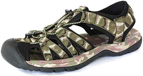 スポーツ サンダル 軽量 滑り止め 耐衝撃 メンズ シューズ 靴 アウトドア キャンプ
