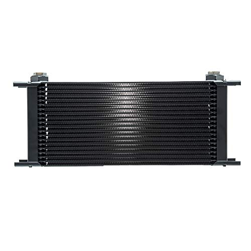(Setrab 9 Series ProLineEngine Oil Cooler, 20 Row with M22 Ports)