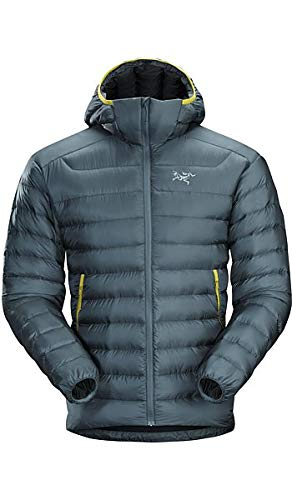 Dry Tech Nano Jacket - Arc'teryx Men's Cerium LT Hoodie Neptune X-Large