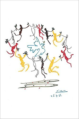 Used, Dance of Youth by Pablo Picasso 36x24 Art Print Poster for sale  Delivered anywhere in Canada