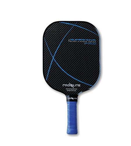 - Prolite Supernova Black Diamond Pickleball Paddle (Brilliant Blue)