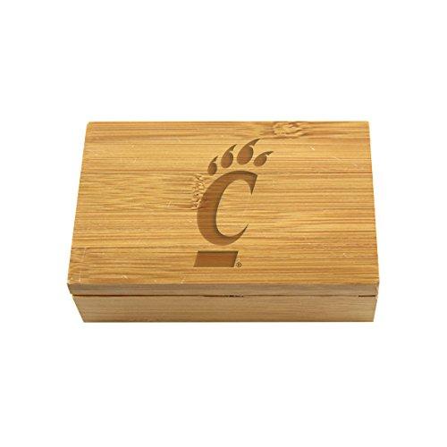 Cincinnati Bamboo Corkscrew Set by The College Artisan (Image #1)