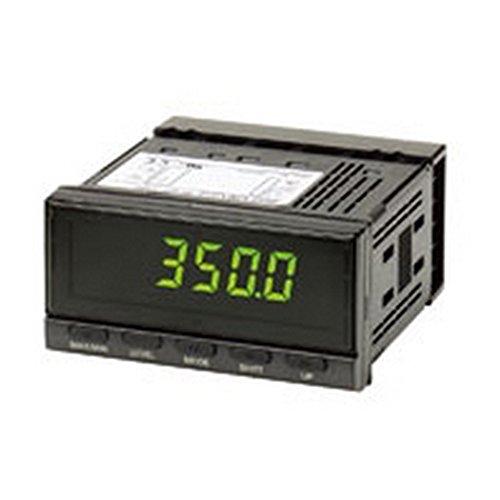 OMRON(オムロン) 温度指示計/指示警報計 96×48mm 出力タイプ:なし K3MA-L AC/DC24 B01N1PGLZK  K3MA-L AC/DC24