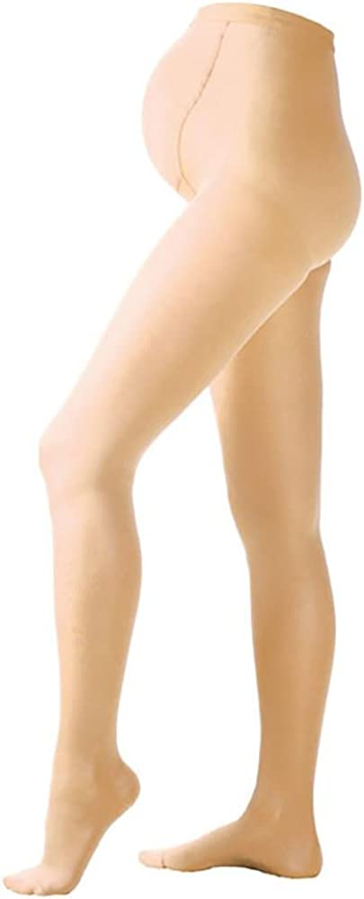 AW Style 206 Medical Weight Closed Toe Maternity Pantyhose 20 30 mmHg