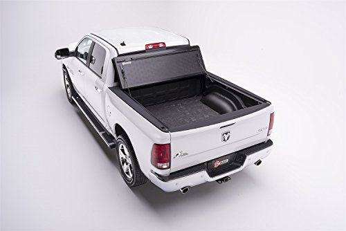 "BAKFlip F1 Hard Folding Truck Bed Cover | 772207 | fits 09-18 & 2019 Classic 1500 Dodge Ram W/O Ram Box 5' 7"" Bed"