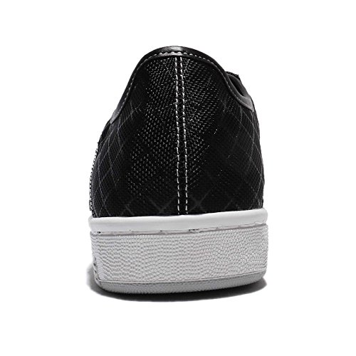 Royal Elastics Mens Icon Washed, Black/White Black/White