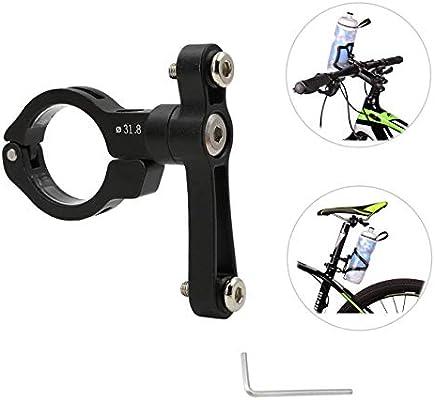 Portabidones Ciclismo Adaptador, Aleación de Aluminio Adaptador ...
