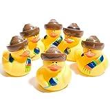 : Fiesta Rubber Ducky