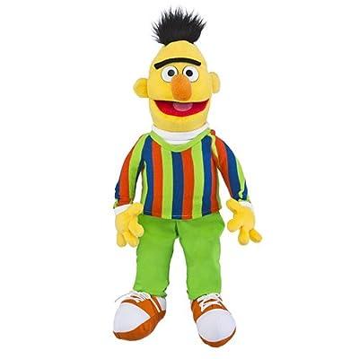 """Sesame Place Bert 16.5\"""" Plush: Toys & Games [5Bkhe0806728]"""