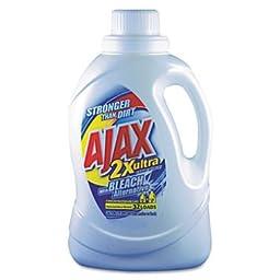 Ajax 2X Ultra Liquid Detergent, Original, 50oz, (192 loads)
