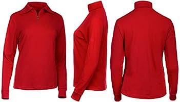 Medico – Camiseta de esquí para Mujer, 100% algodón, Manga Larga ...