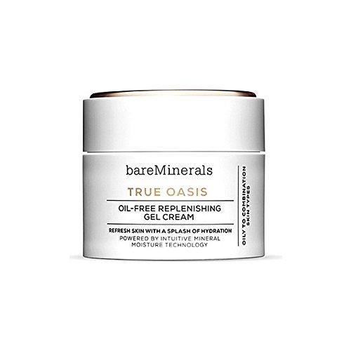 Bare Minerals True Oasis Oil-Free Replenishing Gel Cream 50Ml - ベアミネラル真のオアシスオイルフリー補給ゲルクリーム50 [並行輸入品] B0718XXJVN