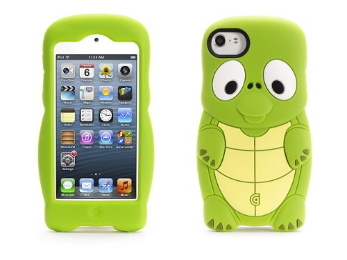 Griffin Turtle KaZoo Kids Case for iPod touch  - Fun animal