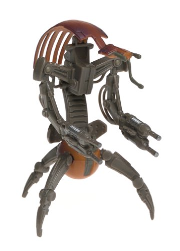 Hasbro Star Wars Clone Wars - Destroyer Droid With Battle ()