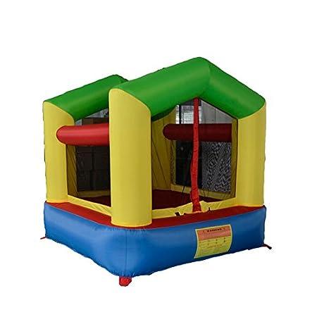 Salto Feliz Mini casita Hinchable: Amazon.es: Juguetes y juegos