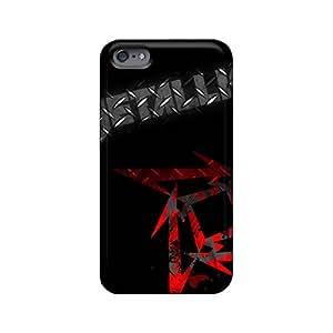 AlainTanielian Iphone 6plus Protective Cell-phone Hard Covers Unique Design Beautiful Metallica Series [ZEe4568qPiF]