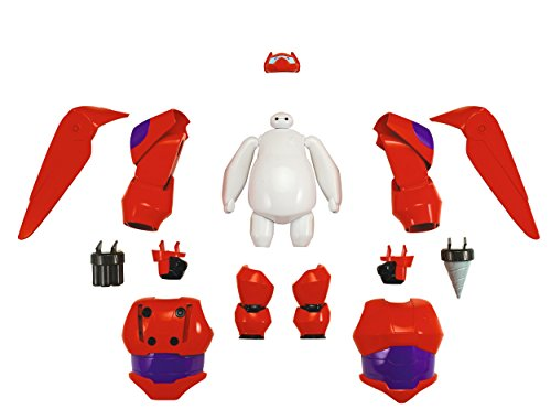 Big Hero 6 Armored Up Baymax Action Figure]()