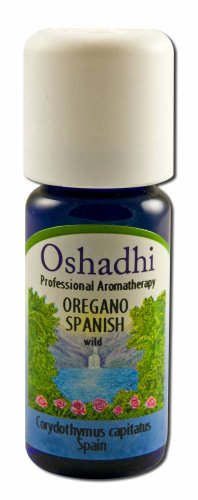 Essential Oil Singles Oregano, Spanish, Wild 10 mL