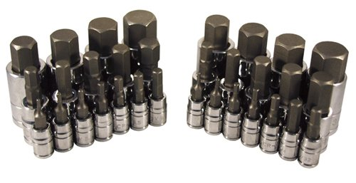 ATD Tools 13783 32-Piece Master Hex Bit Socket Set from ATD Tools