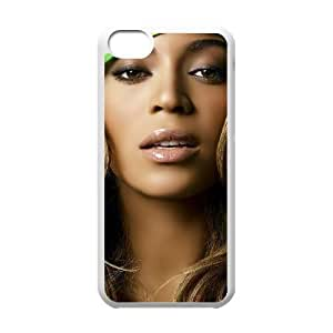 beyone knowles in greenwide iPhone 5c Cell Phone Case White PSOC6002625593732