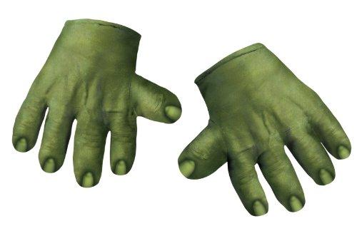 [The Hulk Soft Hands Gloves] (Hulk Costumes Adults)