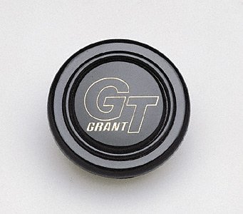 Grant 5898 Black Signature Horn Button