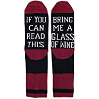 Irisgold Unisex If You Can Read This Socks (Multiple Colors)