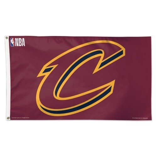 NBA Cleveland Cavaliers 3-by-5 foot Flag ()