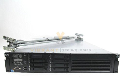 HP DL380 G6 CTO Chassis P410i/ZM 8SFF Rack Server 494329-B21