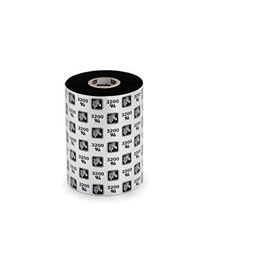 Zebra 02000BK06045 Thermal Transfer Wax Ribbon (2.36