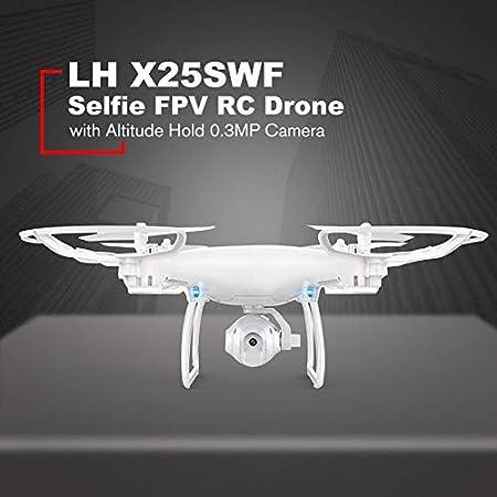 Ningbao RC Quadcopter Drone LH X25SWF 2.4G Inteligente Selfie FPV ...