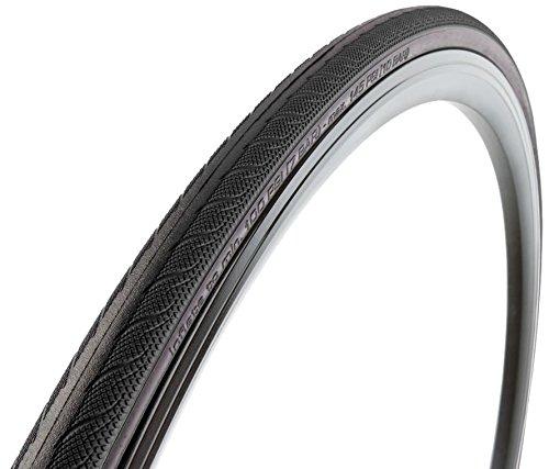 Vittoria Rubino Pro III Full Black Tire( 700 x 23 ) 23-622 Euro size (Vittoria Pro Rubino Tire)
