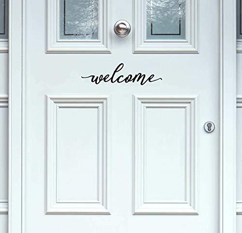 Welcome Vinyl - BERRYZILLA Welcome Decal 12