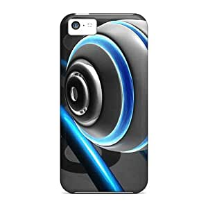 Fashion Cases For Iphone 5c- 3d Ball Defender Cases Covers