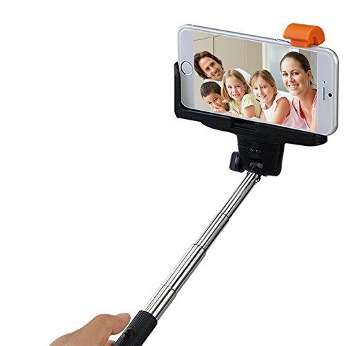 Amazon Lightning Deal 73% claimed: MPOW PCMag's Pick, iSnap Pro 3-In-1 Self-Portrait Monopod Extendable Selfie Stick