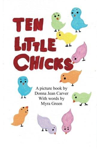 Ten Little Chicks pdf epub