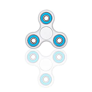 AMILIFE EDC Fidget Spinner High Speed Stainless Steel Bearing ADHD Focus Anxiety Relief Toys