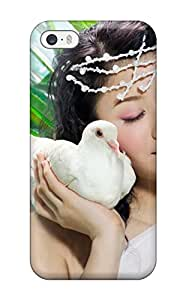 YceEL3857wjWpd Tpu Phone Case With Fashionable Look For Iphone 5/5s - Asian Model