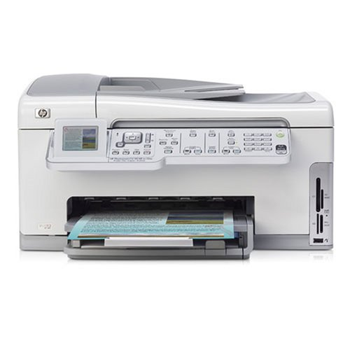 HP Photosmart C6180 All-in-One Printer, Fax, Scanner, and - Hp Photosmart Printer Scanner
