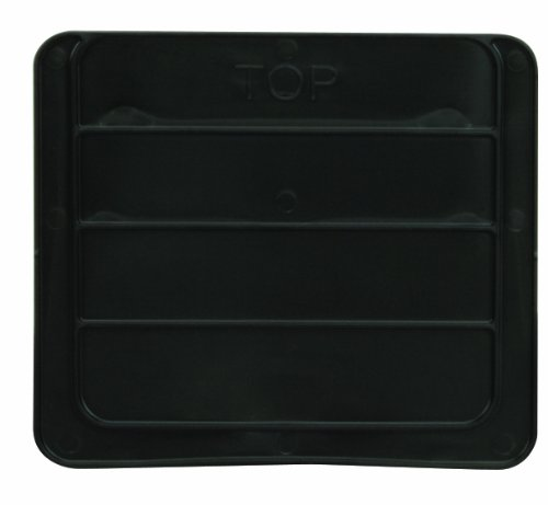 Akro-Mils 41286 Widthwise Divider for 30286 Super Size AkroBin, Package of 2, Black by Akro-Mils