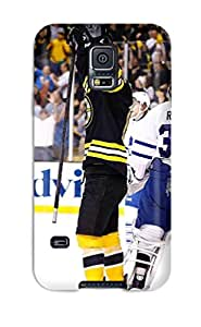Fashion QVjbuzz13430JveFG Case Cover For Galaxy S5(boston Bruins (25) )