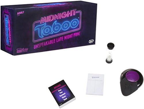 Hasbro Midnight tabú Juego: Amazon.es: Juguetes y juegos