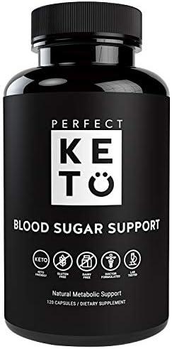 Perfect Keto Blood Sugar Support